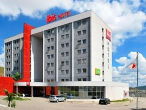 Nearby hotel : Ibis Betim