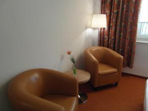 Hotel am Springhorstsee, Отели  Гроссбургведель - big - 4