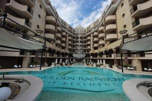 Menada Apartments in Golden Rainbow, Appartamenti  Sunny Beach - big - 28