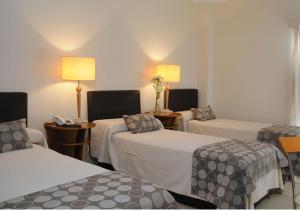 Parra Hotel & Suites, Hotely  Rafaela - big - 8