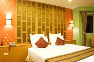 Golden House, Hotel  Bangkok - big - 2