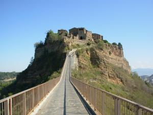 Nearby hotel : Case di Civita