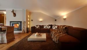 Crioli Dolomiti Lodge, Ferienwohnungen  Niederdorf - big - 1
