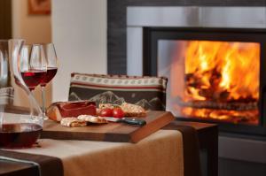 Crioli Dolomiti Lodge, Ferienwohnungen  Niederdorf - big - 15