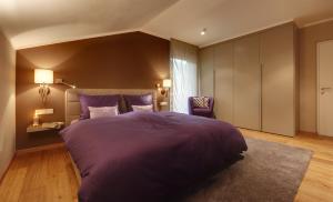 Crioli Dolomiti Lodge, Ferienwohnungen  Niederdorf - big - 5