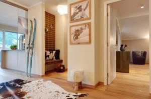 Crioli Dolomiti Lodge, Ferienwohnungen  Niederdorf - big - 10