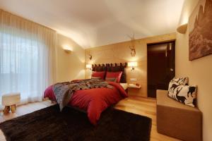 Crioli Dolomiti Lodge, Ferienwohnungen  Niederdorf - big - 8