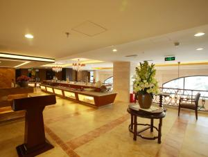 JAHO Forstar Hotel Wenshuyuan Branch, Отели  Чэнду - big - 17