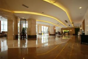 JAHO Forstar Hotel Wenshuyuan Branch, Отели  Чэнду - big - 18