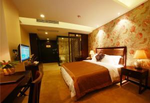 JAHO Forstar Hotel Wenshuyuan Branch, Отели  Чэнду - big - 5