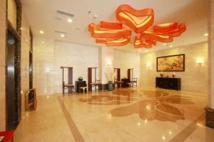 JAHO Forstar Hotel Wenshuyuan Branch, Отели  Чэнду - big - 20