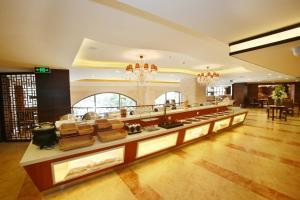JAHO Forstar Hotel Wenshuyuan Branch, Отели  Чэнду - big - 21