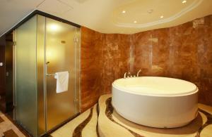 JAHO Forstar Hotel Wenshuyuan Branch, Отели  Чэнду - big - 22