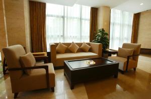 JAHO Forstar Hotel Wenshuyuan Branch, Отели  Чэнду - big - 2