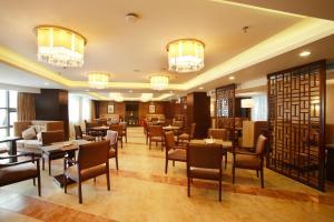 JAHO Forstar Hotel Wenshuyuan Branch, Отели  Чэнду - big - 24