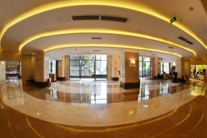 JAHO Forstar Hotel Wenshuyuan Branch, Отели  Чэнду - big - 16