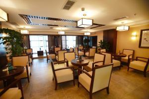 JAHO Forstar Hotel Wenshuyuan Branch, Отели  Чэнду - big - 25