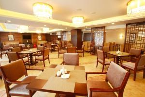 JAHO Forstar Hotel Wenshuyuan Branch, Отели  Чэнду - big - 27