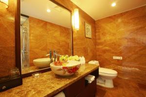 JAHO Forstar Hotel Wenshuyuan Branch, Отели  Чэнду - big - 30