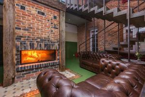 Отель Бронзовый кабан - фото 9