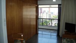 Flat Via Venetto Meirelles, Apartmány  Fortaleza - big - 36