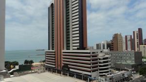 Flat Via Venetto Meirelles, Apartmány  Fortaleza - big - 44