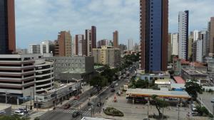 Flat Via Venetto Meirelles, Apartmány  Fortaleza - big - 46