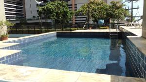Flat Via Venetto Meirelles, Apartmány  Fortaleza - big - 48