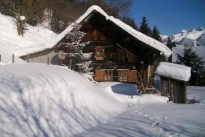 Ahnenhütte Untersabernighof