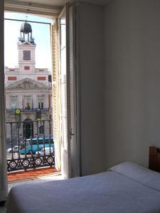 Hostal Americano, Гостевые дома  Мадрид - big - 6