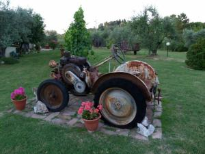Agriturismo Podere Sottogello, Bauernhöfe  San Giovanni a Corazzano  - big - 41