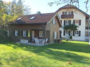 Ferienhaus Alp Chalet, Ferienhäuser  Kochel - big - 22