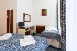 Hotel Atos, Hotels  Prague - big - 53