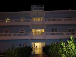 Paradise Studios, Апарт-отели  Фалираки - big - 3