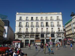 Hostal Americano, Гостевые дома  Мадрид - big - 1