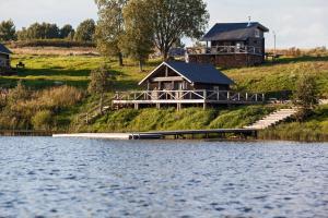 Гостевая деревня Ежезеро, Вытегра