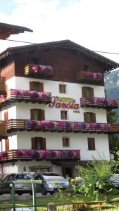 Nearby hotel : Hotel Savoia