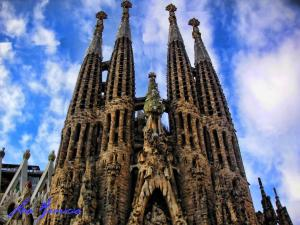APBCN Sagrada Familia Gaudí