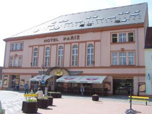 Hotel Paríž