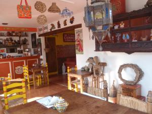 Hostal El Cascabel, Cholula