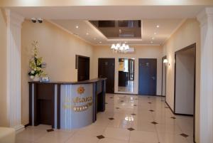 Отель Кувака, Каменка