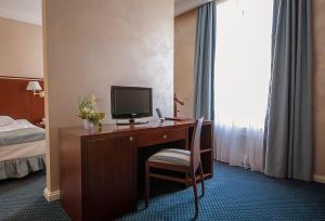Отель Меркурий - фото 21