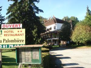 Hôtel Auberge de La Palombière