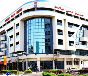 Dubai Palm Hotel - Dubai