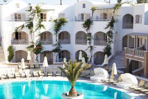 Aegean Plaza Hotel(Kamari)