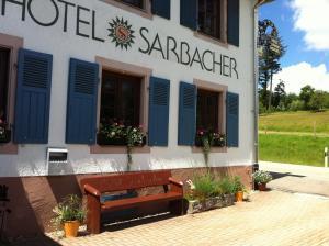 Hotel Sarbacher, Hotel  Gernsbach - big - 18