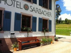 Hotel Sarbacher, Hotels  Gernsbach - big - 18