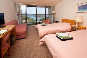 瀨戶內綠色皮婭酒店