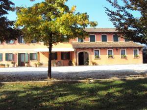 Agriturismo Sant' Anna, Фермерские дома  Тревизо - big - 11