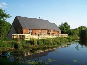 Gîte Moulin de l'Etang de Guiboeuf